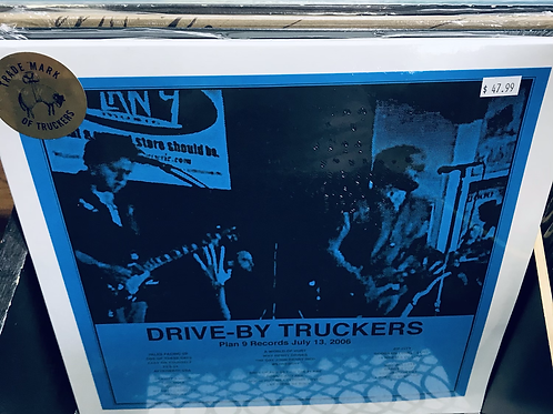 Drive By Truckers Plan 9 Record