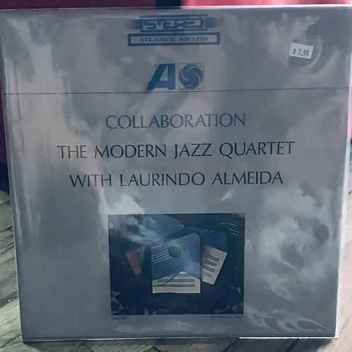 Modern Jazz Quartet w/Laurindo Almeida