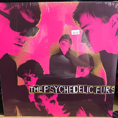 The Psychedelic Furs 180gram UK reissue