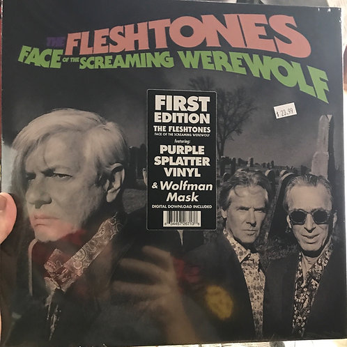 The Fleshtones Face of the Screaming Werewolf
