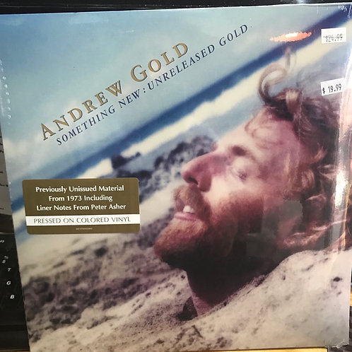 Andrew Gold Something new