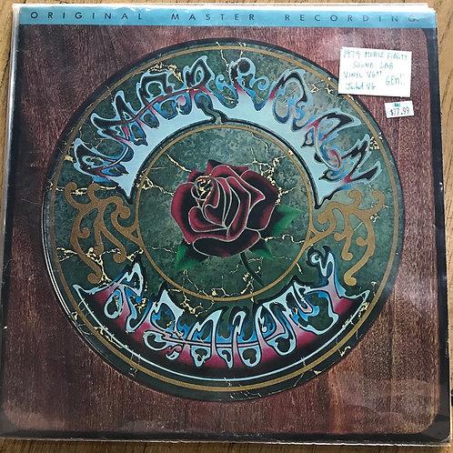 MFSL Grateful Dead American Beauty 1979 audiophile