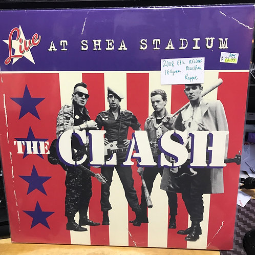The Clash Live at Shea Stadium 2008 Epic