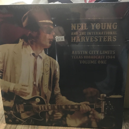 Neil Young and the International Harvesters