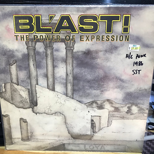 Blast The Power of Expression 1986