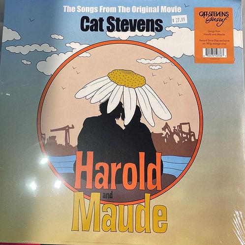 Harold and Maude - Cat Stevens ORANGE VINYL