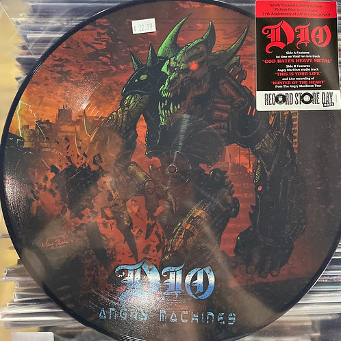 Dio Angry Machines