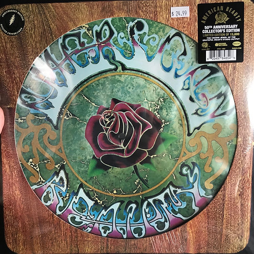 Grateful Dead American Beauty 50th Anniversary  picture disk
