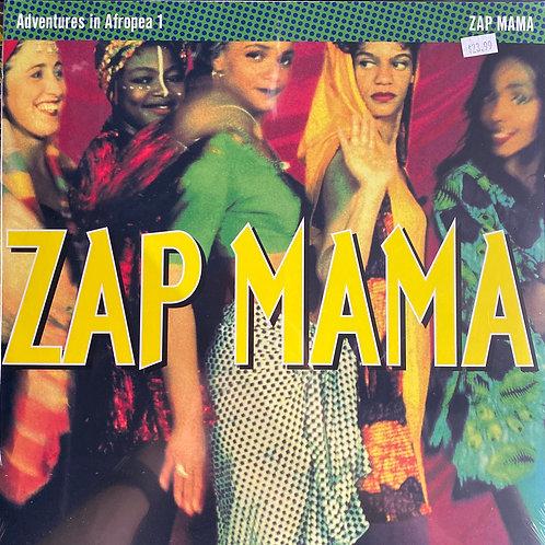 Zap Mama Adventures in Afropea 1