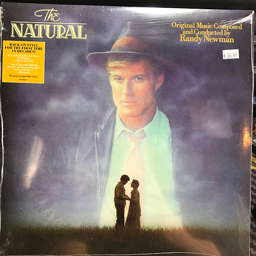OST The Natural Randy Newman