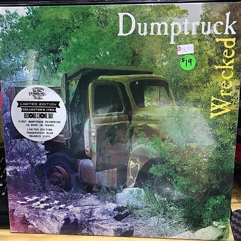 Dumptruck Wrecked