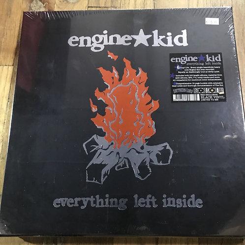 Engine Kid Everything left Inside