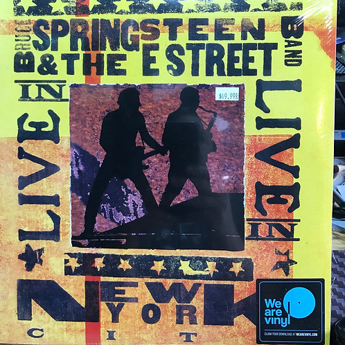 Springsteen Live NY City