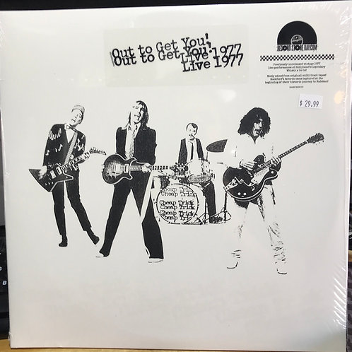 Cheap Trick Out to Get You 1977