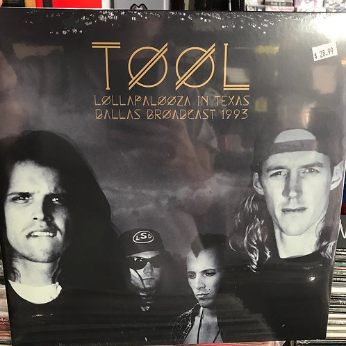 Tool Lollapolooza Texas
