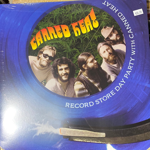 Canned Heat - Record Party with Canned Heat