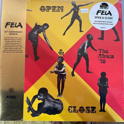Fela - Open & Close