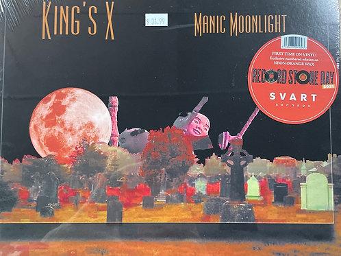 King's X Manic Moonlight