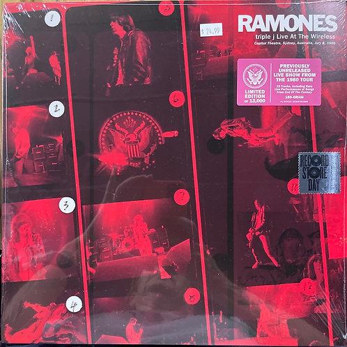 Ramones Triple j Live At The Wireless