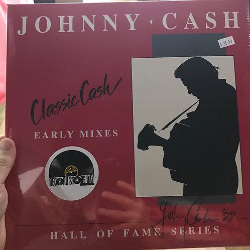 Johnny Cash Classic Cash Early Mixes