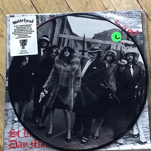 Motörhead picture disc