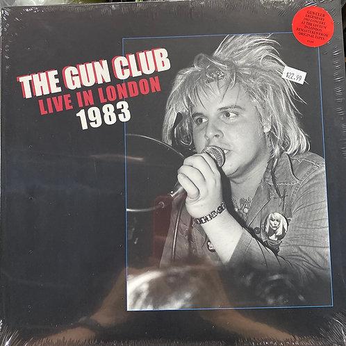 The Gun Club Live in London 1983