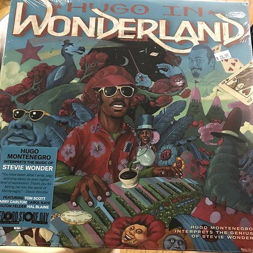 Hugo in Wonderland