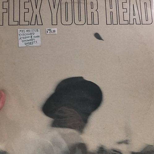 Flex Your Head 1985 Punk Compilation