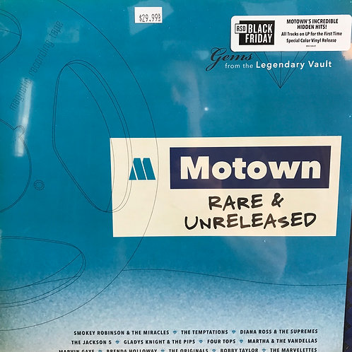 Motown Rare and Unreleased