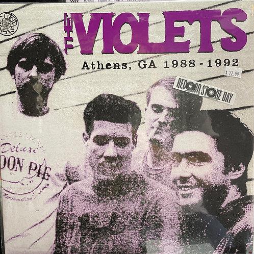 The Violets - Athens, GA 1988 - 1992