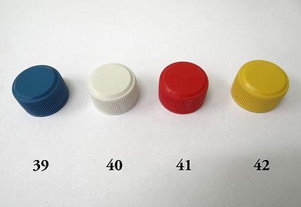 Tampas de 26mm