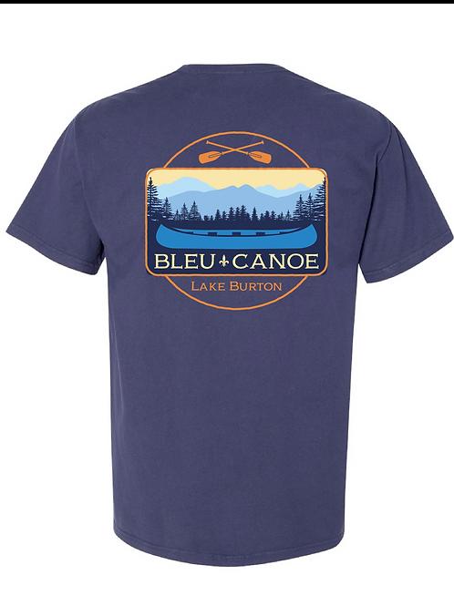 Bleu Canoe Lake Burton Shirt