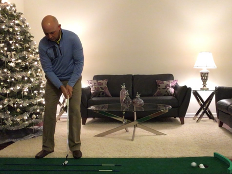 Winter is the Perfect Time to Improve Your Golf Game