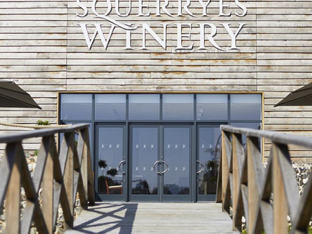 Enjoy a winter adventure in the Wine Garden of England