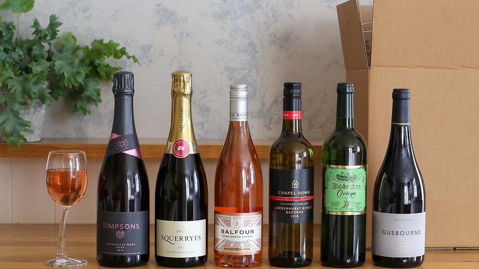 Garden of England Wine Box