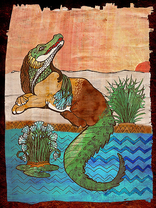 Ammit - Print - various sizes - $15 to $35