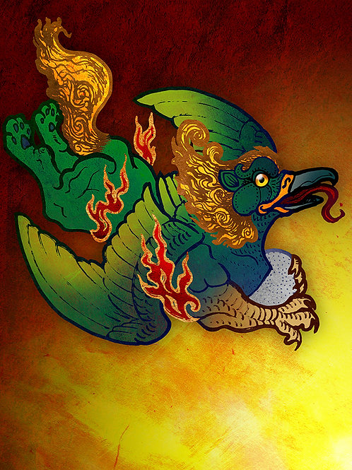 Tang Griffin - Print - various sizes - $15 to $35