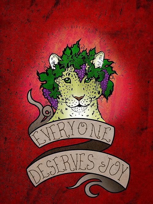 Dionysus - Print - various sizes - $15 to $35