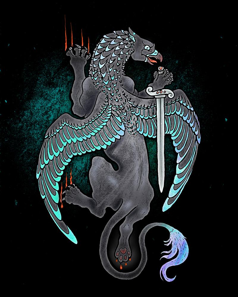 Griffin & Sword