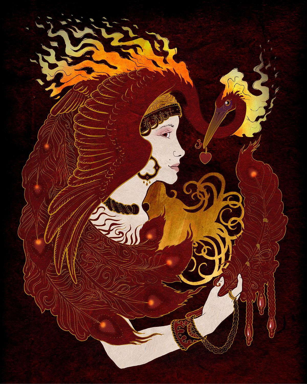 The Princess and the Firebird
