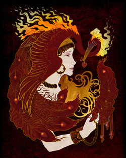 The Princess and the Firebird