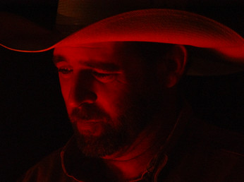 Cowboy, Campfire Light