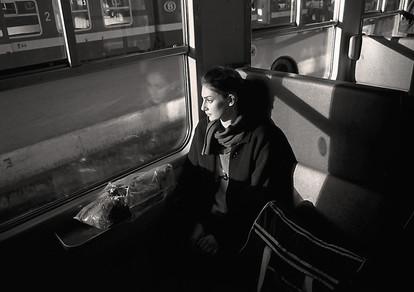 Girl on Train, Holland