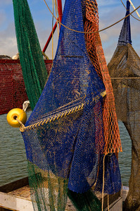 Nets, Apalachicola, Florida