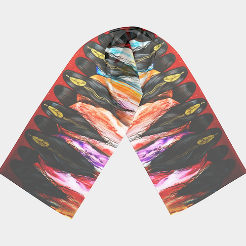 Standing Strong Sisters - Silk Scarf