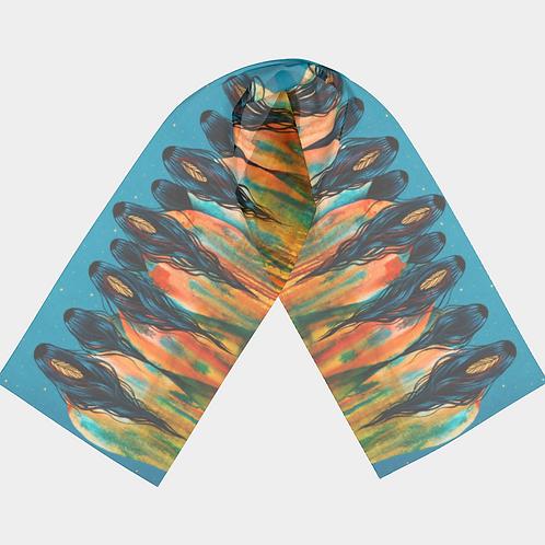 Water Women - Silk Scarf