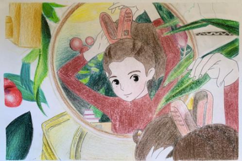 阿莉埃蒂的秘密世界—Bella Shao