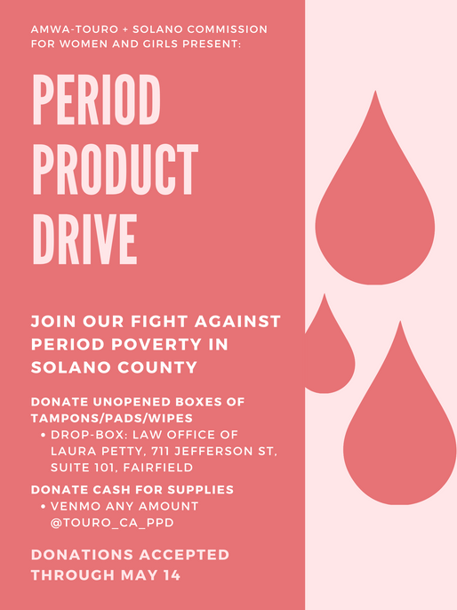 Period Product Drive
