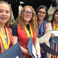 Rio Vista Scholorship Recipients 2019 2.