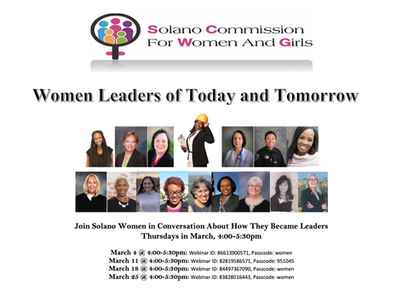 Women Leaders of Today and Tomorrow
